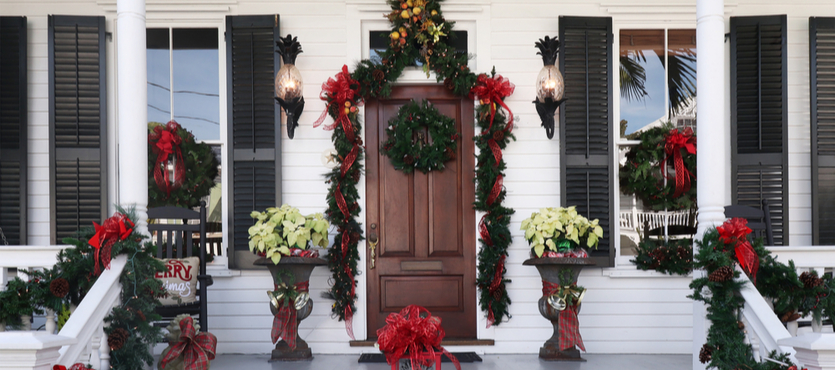 Decorating for the Holidays with Luxury in Mind