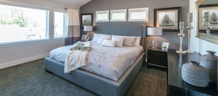 Creating the Perfect Owner's Suite